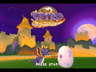 Screenshot Thumbnail / Media File 1 for Spyro the Dragon 3 - Year of the Dragon [NTSC-U]
